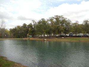 Fair Harbor RV Park and Campground Lake Photo