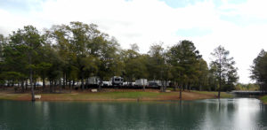 Fair Harbor RV Park and Campground Lake Photo