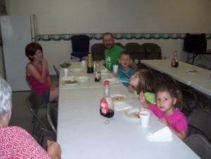 Enjoy Saturday Morning Breakfast at Fair Harbor RV Park and Campground