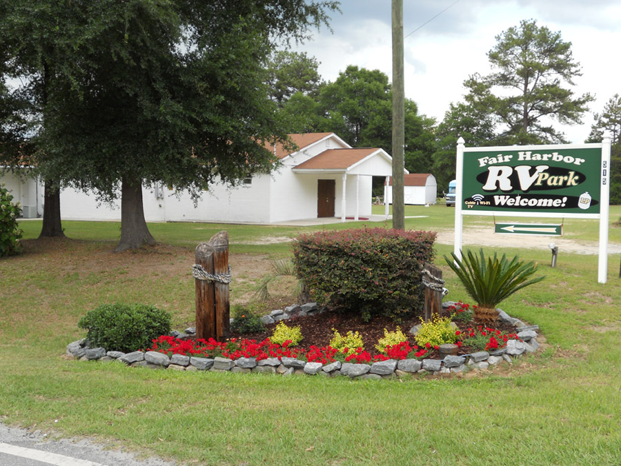 Welcome to Fair Harbor RV Park and Campground