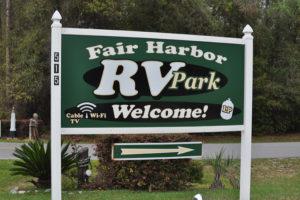 Fair Harbor Entrance photo