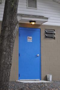 Boys Side Bath House - Fair Harbor RV Park and Campground